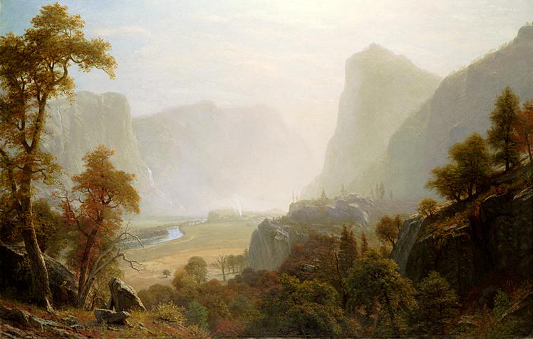 Hetch_Hetchy_Valley_From_Road,_Albert_Bierstadt.jpg